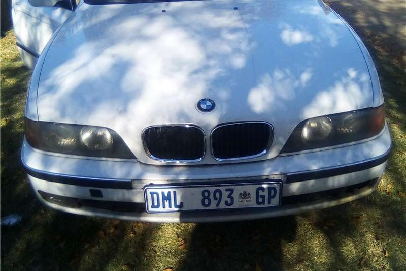 BMW 5 Series 528i Exclusive 1997