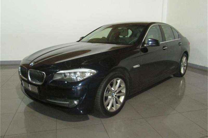 BMW 5 Series 528i Exclusive 2010