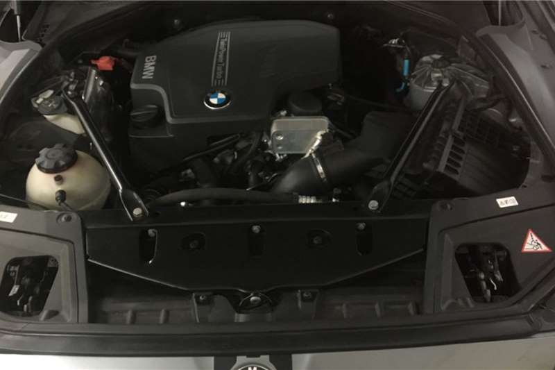 Used 2012 BMW 5 Series 528i Exclusive