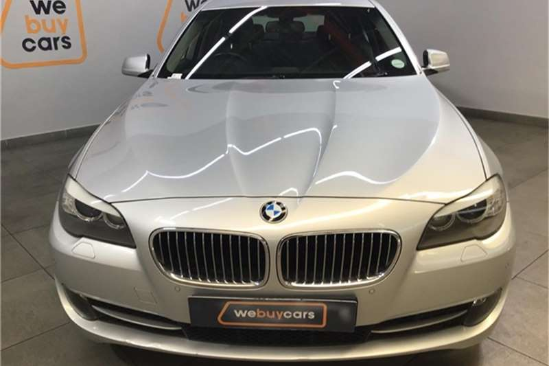 BMW 5 Series 528i Exclusive 2013