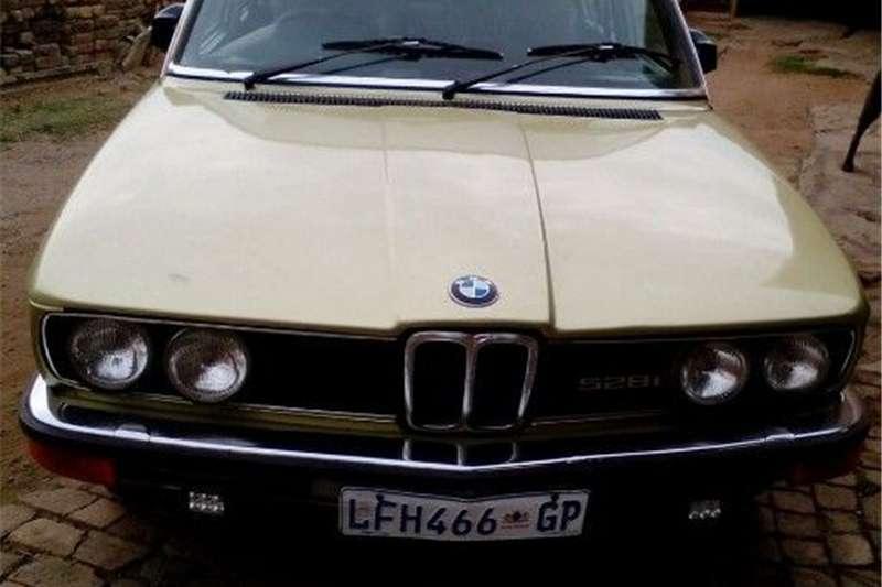BMW 5 Series 528i Luxury 1980