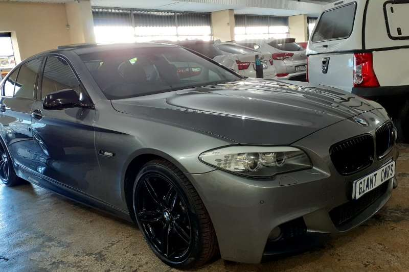 2012 BMW 5 Series 528i M Sport