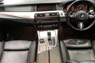 Used 2016 BMW 5 Series 528i M Sport