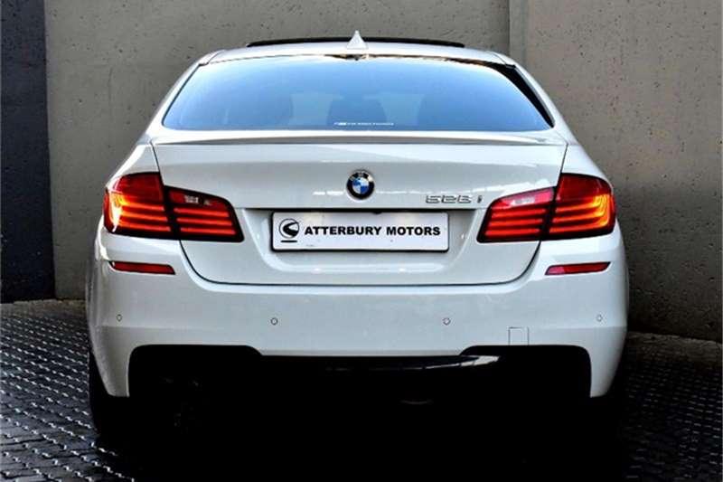 BMW 5 Series 528i M Sport 2016