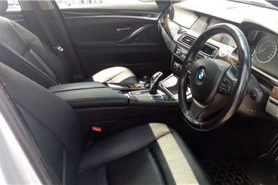 BMW 5 Series 530d 2011