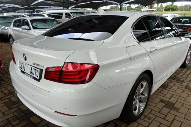 Used 2011 BMW 5 Series 530d
