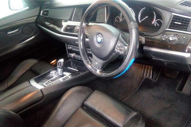 BMW 5 Series 530d 2012