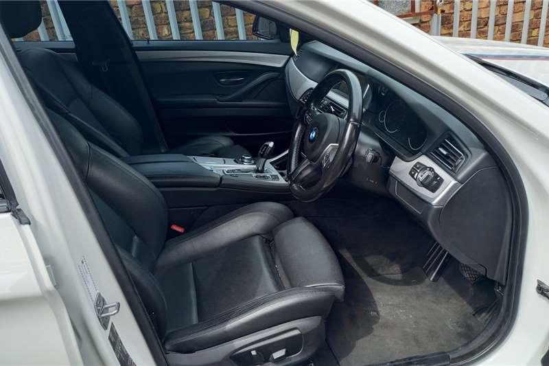 Used 2015 BMW 5 Series 530d