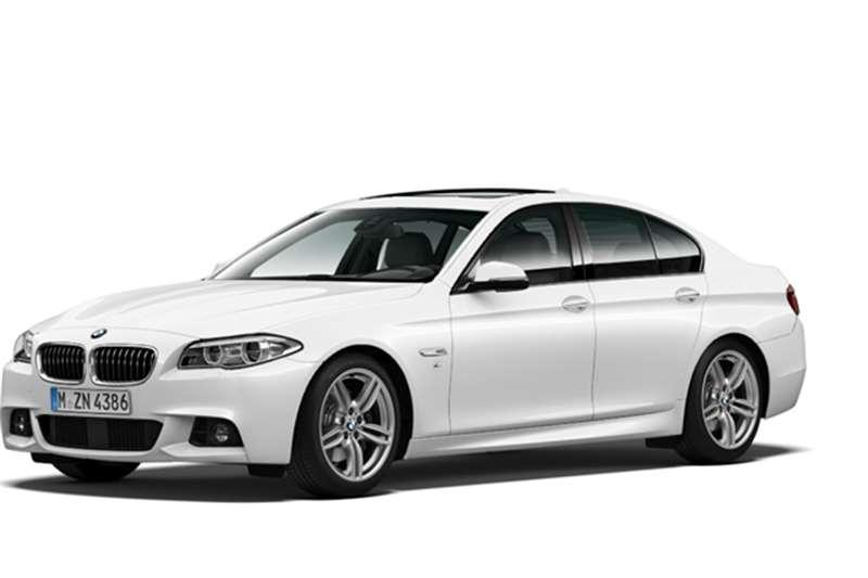 BMW 5 Series 530d 2016
