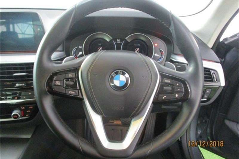 BMW 5 Series 530d 2018