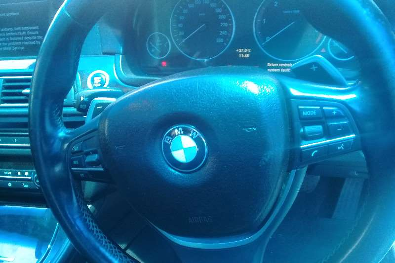 BMW 5 Series 530d Exclusive 2010