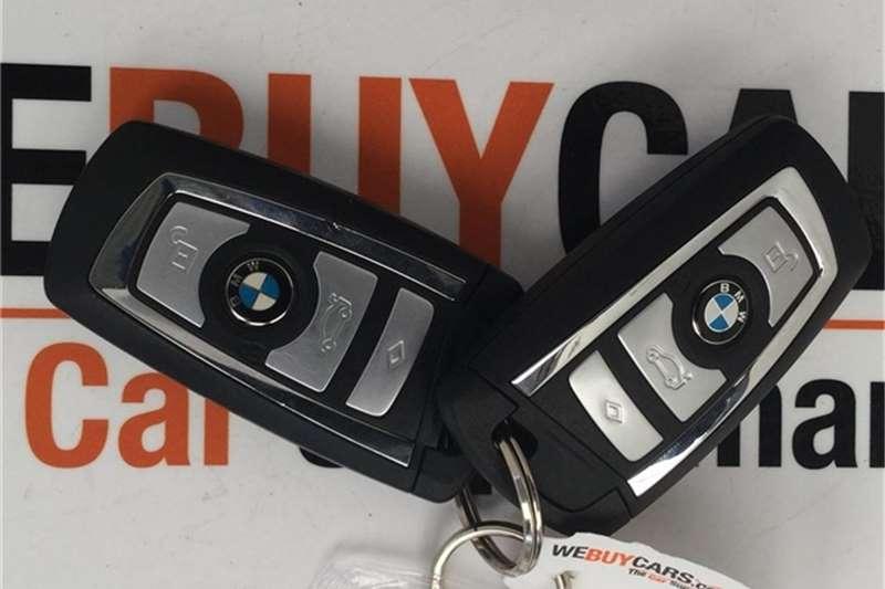 BMW 5 Series 530d Luxury 2016