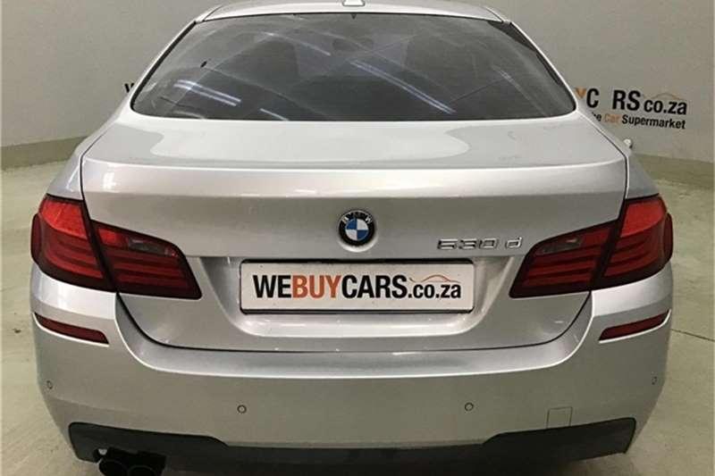 BMW 5 Series 530d M Sport 2011