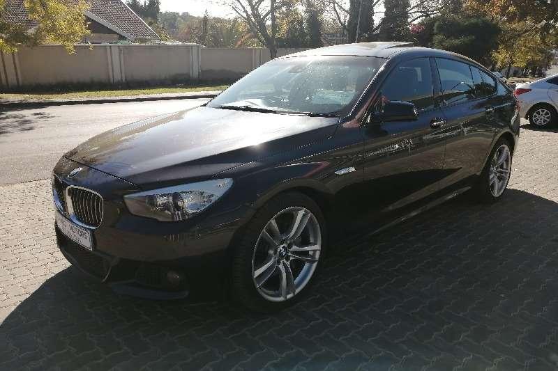 2012 BMW 5 Series 530d M Sport