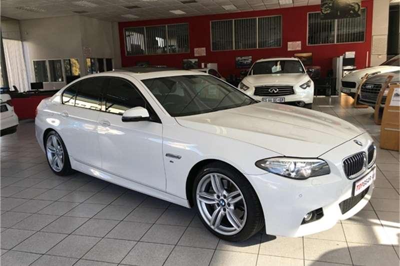 BMW 5 Series 530d M Sport 2016