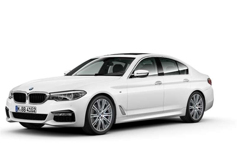 BMW 5 Series 530d M Sport 2017