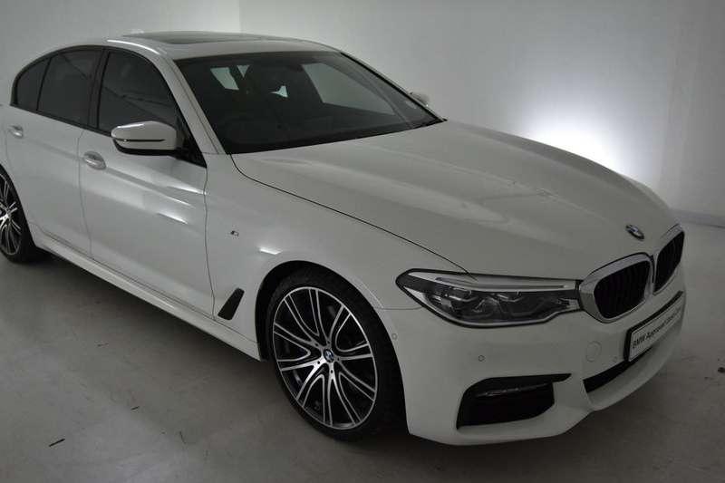 BMW 5 Series 530d M Sport 2018