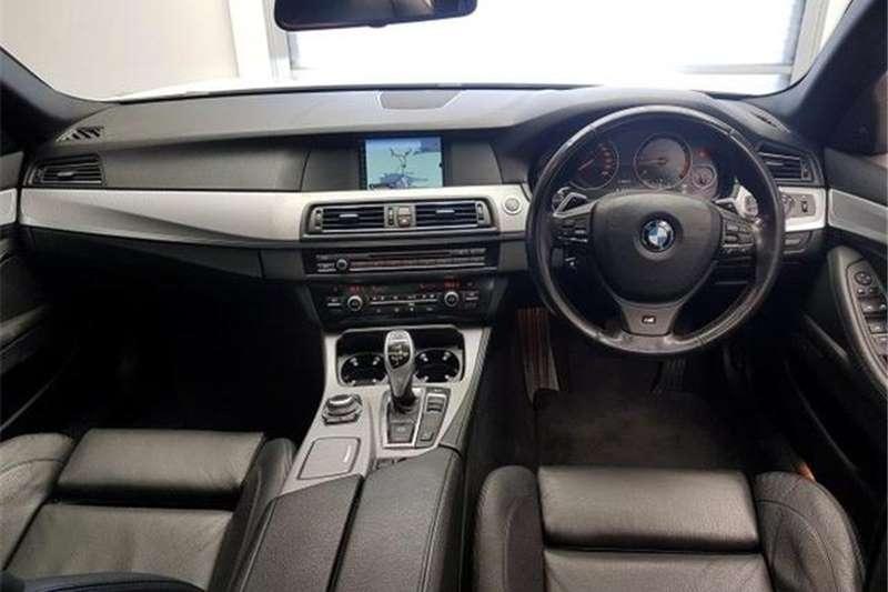 BMW 5 Series 530d M Sport Auto 2011