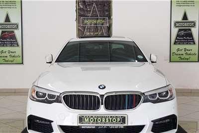 Used 2018 BMW 5 Series 530d M Sport steptronic
