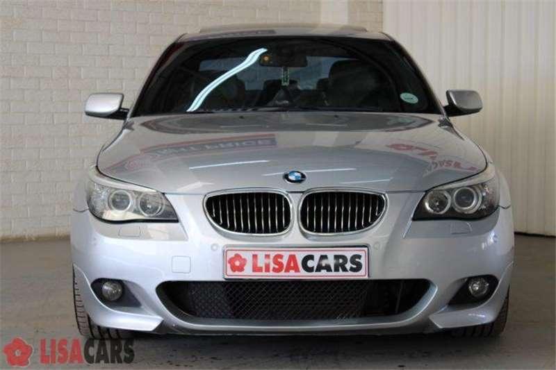 BMW 5 Series 530d Sport 2008