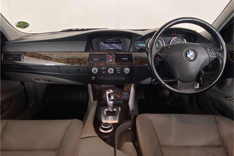 2008 BMW 5 Series 530d steptronic
