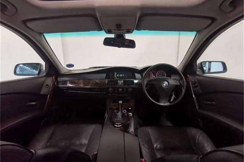 2007 BMW 5 Series