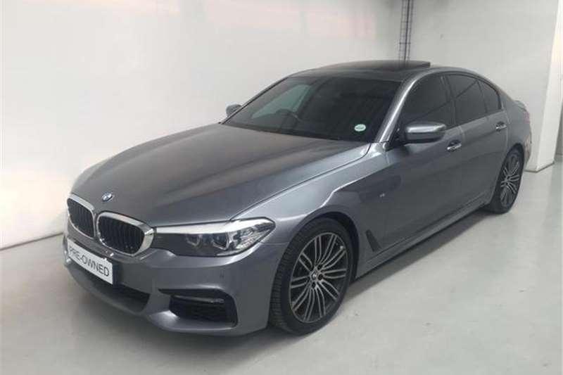 BMW 5 Series 530i Sport Line 2017
