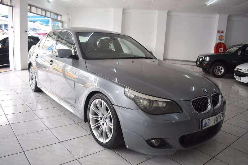 BMW 5 Series 530i steptronic 2007
