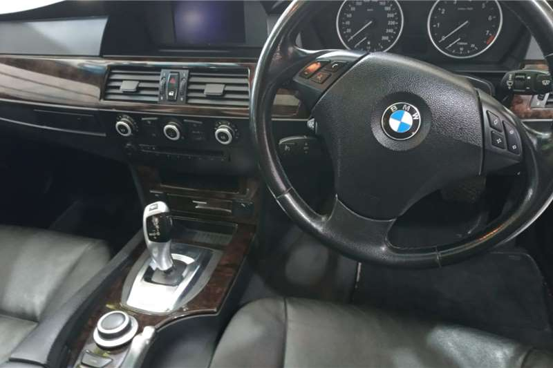 2007 BMW 5 Series 530i steptronic