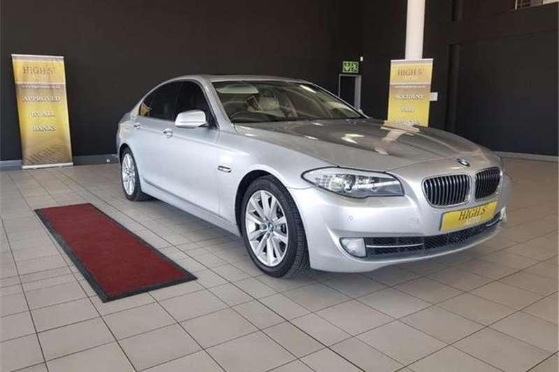BMW 5 Series 535d 2012