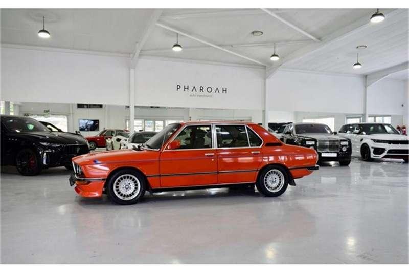 BMW 5 Series 535i 1983