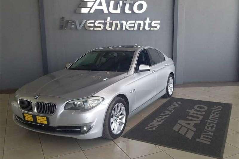 BMW 5 Series 535i 2012