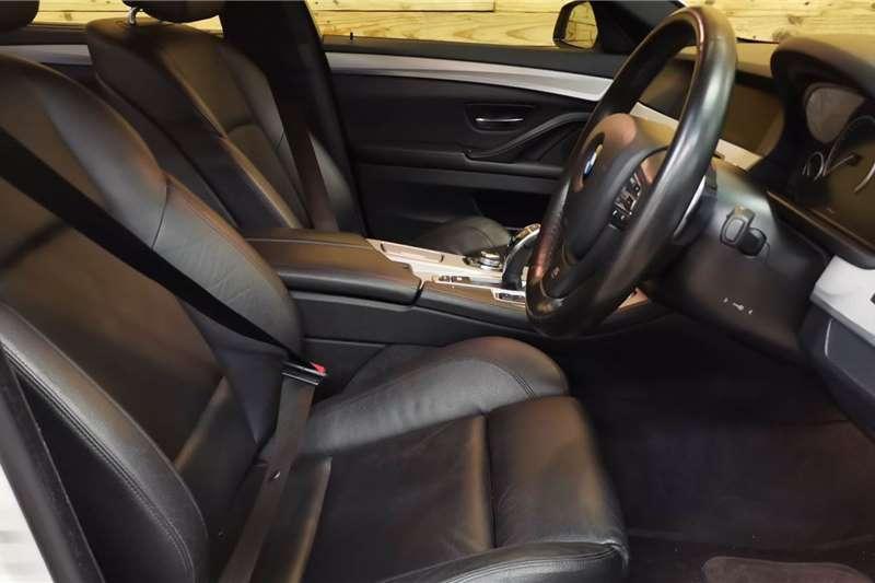 Used 2012 BMW 5 Series 535i