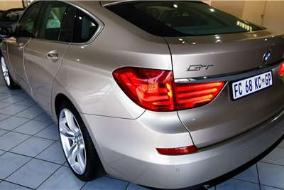 BMW 5 Series 535i A/T (F10) GT 2010