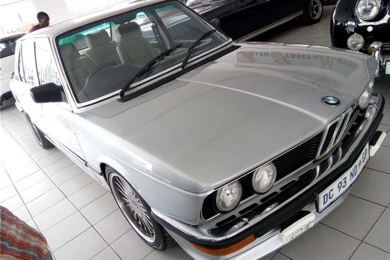 BMW 5 Series 535i M Sport 1983