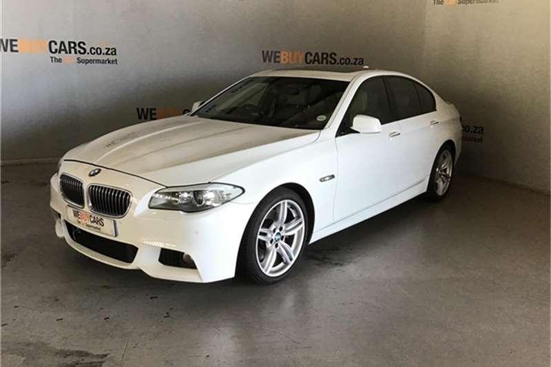 BMW 5 Series 535i M Sport 2013
