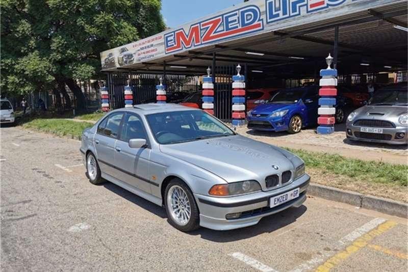 BMW 5 Series 540I (E39) 1998