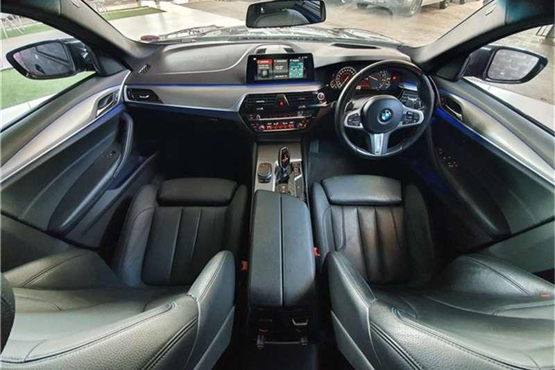 Used 2017 BMW 5 Series 540i M Sport