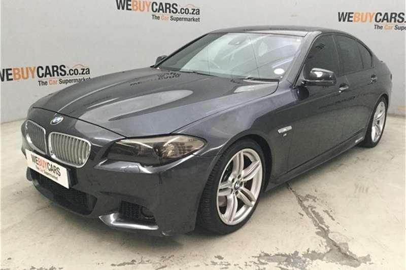 BMW 5 Series 550i 2011