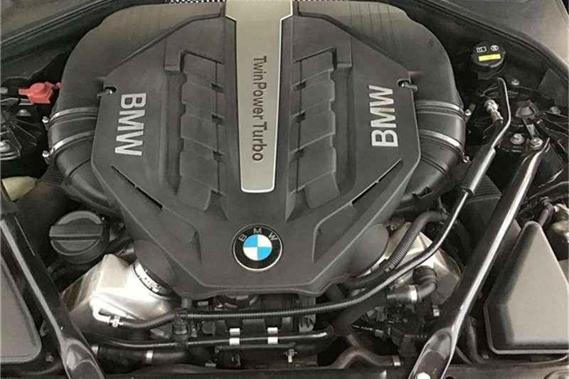 BMW 5 Series 550i 2015