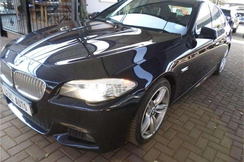 Used 2012 BMW 5 Series 550i M Sport