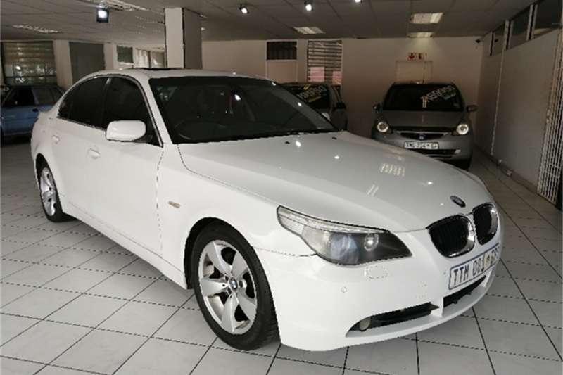 BMW 5 Series A/T E60 2004