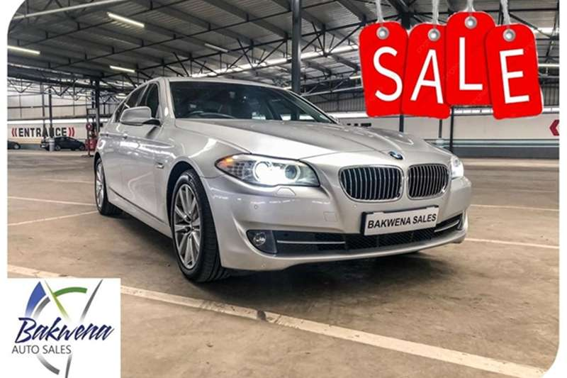 BMW 5 Series A/T EXLUSIVE (F10) 2013