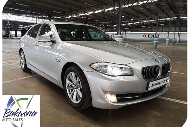 BMW 5 Series A/T (F10) 2013