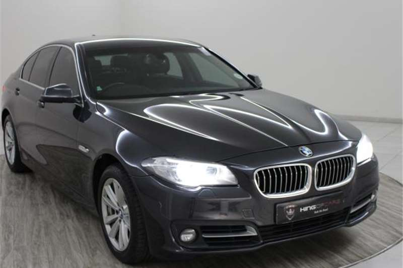 BMW 5 Series A/T (F10) 2014