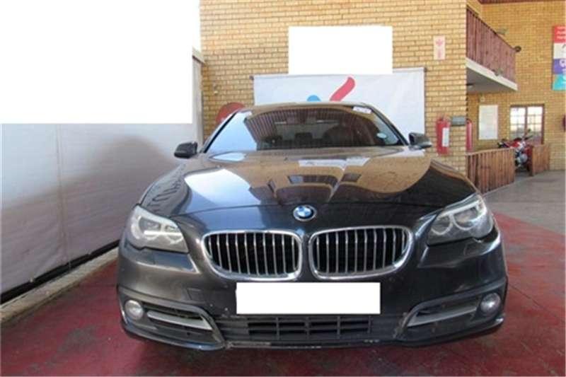 BMW 5 Series A/T (F10) 2015