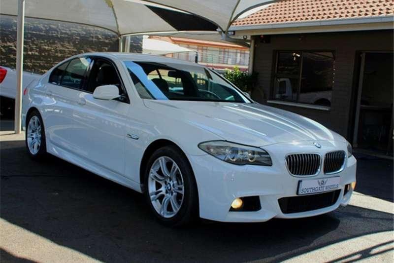 BMW 5 Series A/T M SPORT (F10) 2013