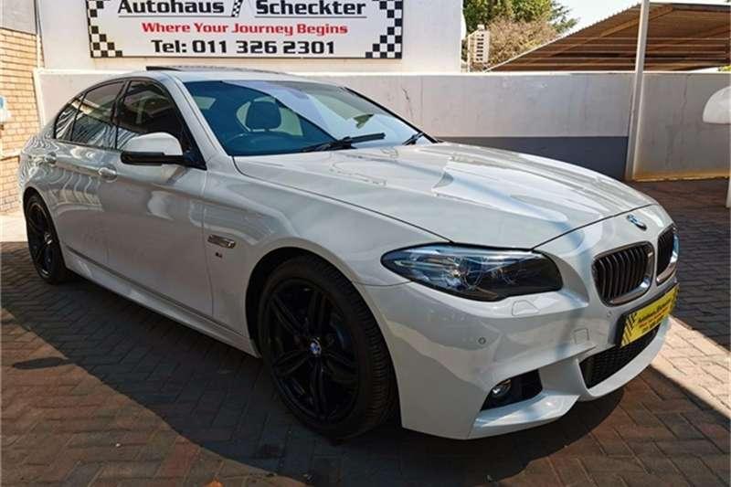 BMW 5 Series A/T M SPORT (F10) 2016