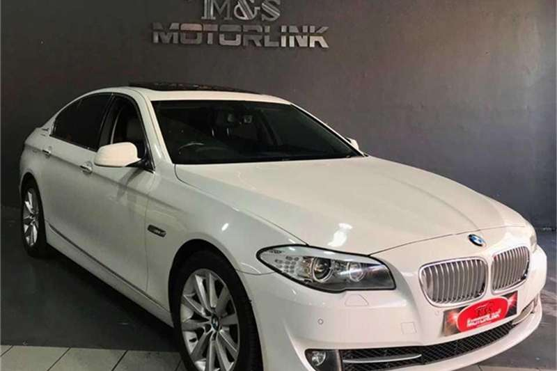 BMW 5 Series ActiveHybrid 5 Luxury 2013