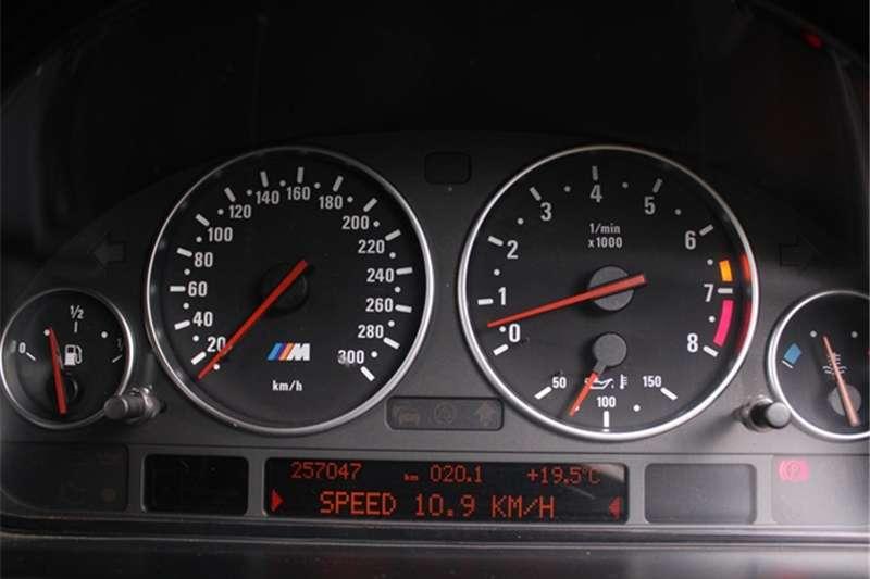 BMW 5 Series (E39) 2000